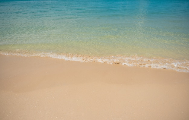 Beautiful sea in thailand