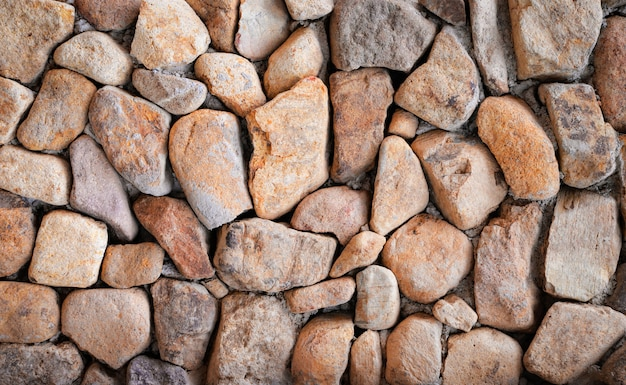 Beautiful seamless stone wall texture background