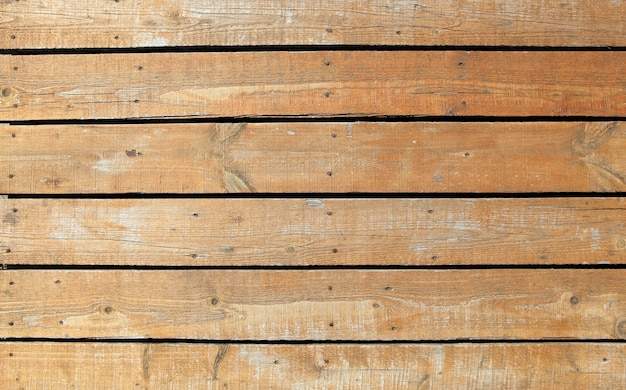 古い木製の壁の美しいショット