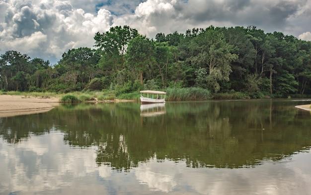 ブルガリアのキムチ川の美しいショット