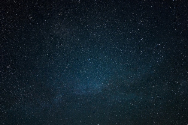 Beautiful starry sky wallpaper. deep space background