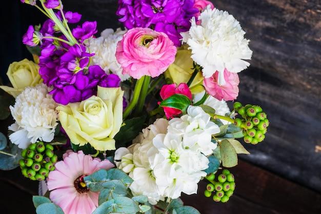 Beautiful summer bouquet