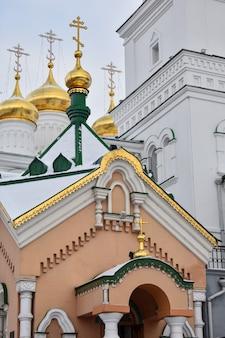 Красивые храмы нижнего новгорода