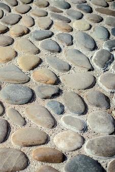 石畳の美しい質感
