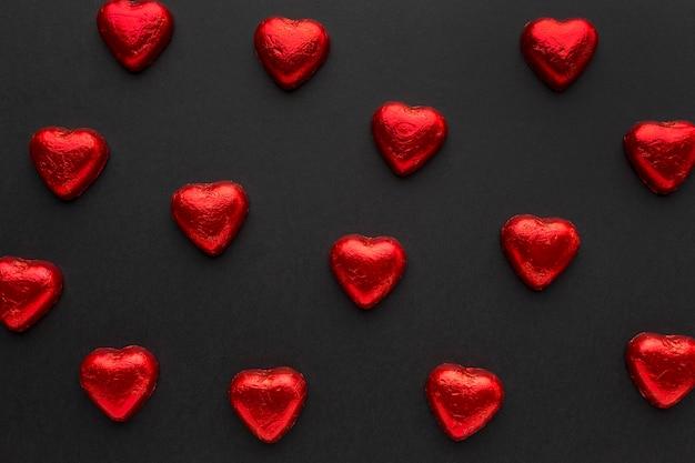 Beautiful valentine's day concept