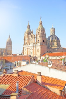 스페인 살라망카의 아름다운 전망