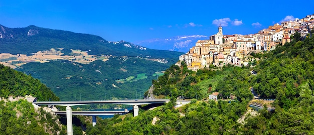 Beautiful villages of italy