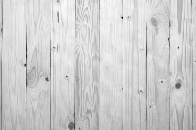 Beautiful vintage black and white wooden wall texture background