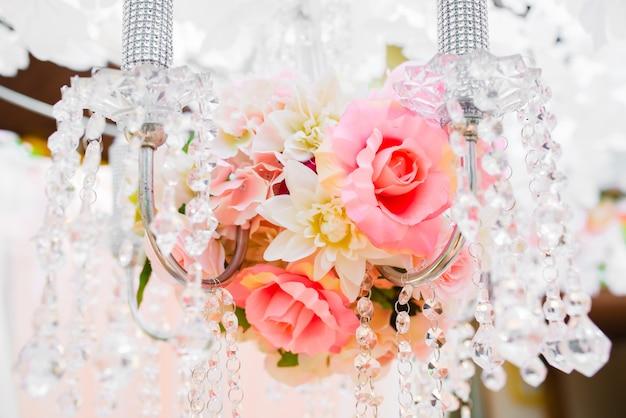 Beautiful wedding decor.
