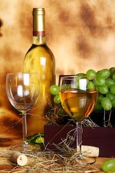 美しいワインの組成