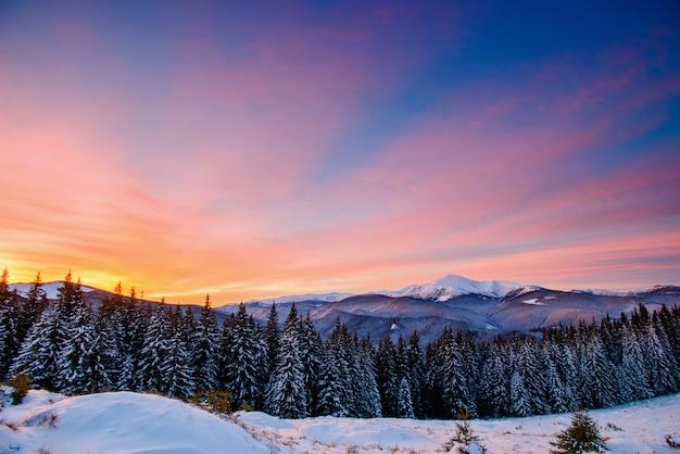 아름다운 겨울 풍경
