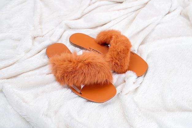 美しい女性のファッション靴