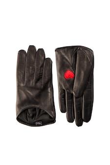 Красивые женские перчатки из натуральной кожи