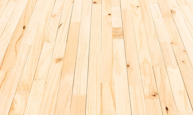 Beautiful wood table top texture background.perspective line pattern.