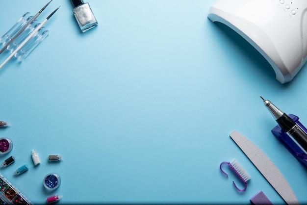 Косметические аксессуары для маникюра и педикюра