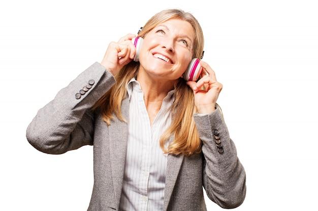 ビューティビジネスライフスタイルの携帯電話は、クール