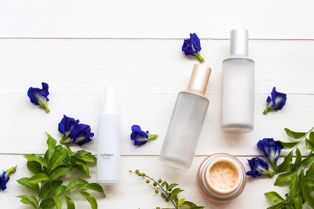 肌の顔のための美容化粧品ヘルスケア