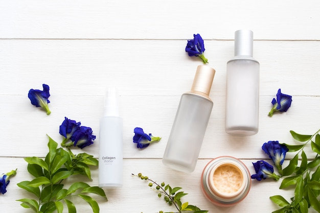 Beauty cosmetics health care for skin face