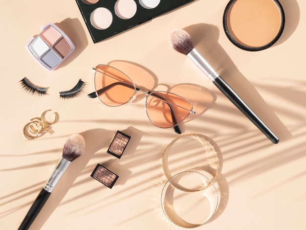 Beauty cosmetics products and accessories