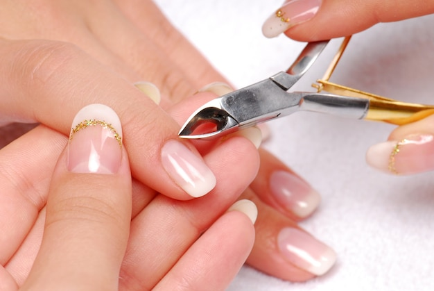 Beauty cuticle