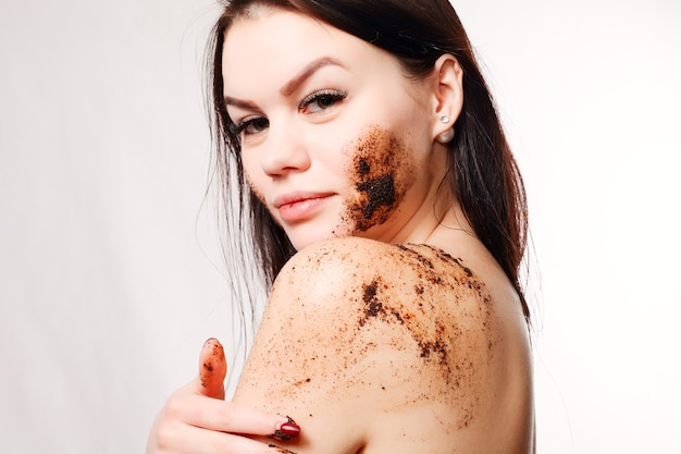 Beauty, people and healthy skin concept