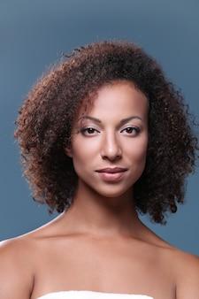 Портрет красоты, макияж