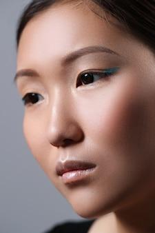 Beauty portrait of a woman