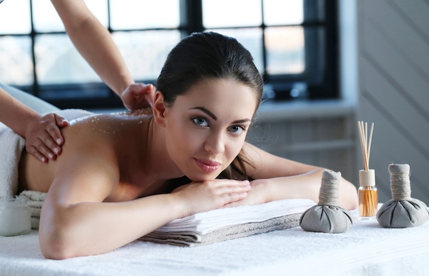 Beauty and spa
