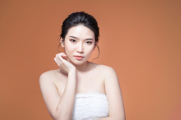 Beauty woman asia