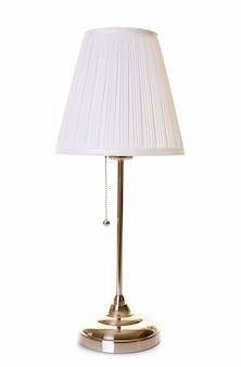 Прикроватная лампа в студии