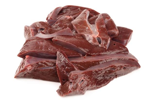 화이트에 쇠고기 간