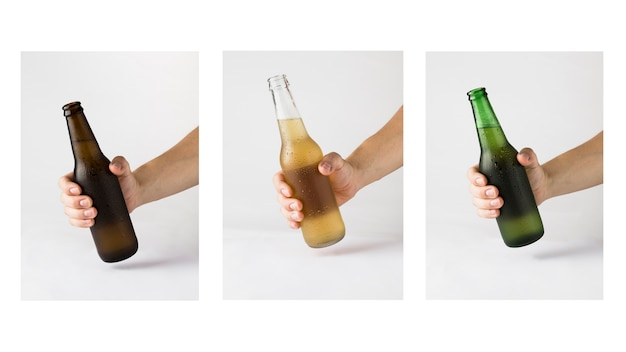 Бутылка пива