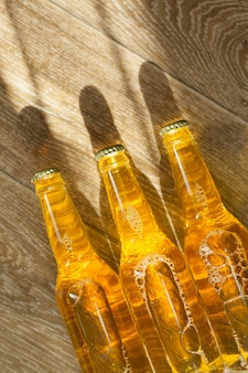 Beer in bottle