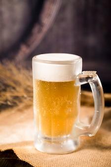 Barattolo di birra