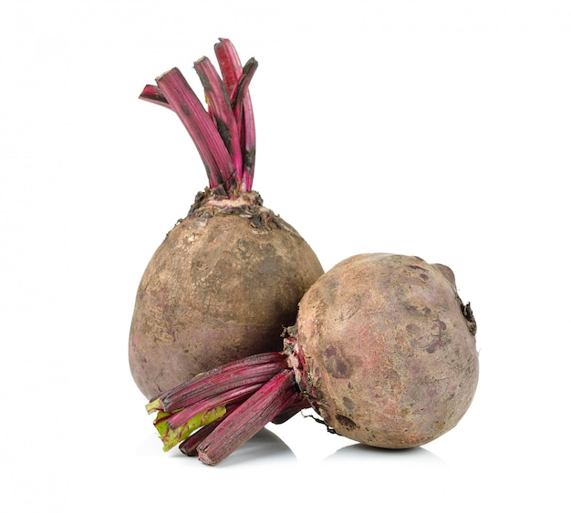 Beetroot isolated
