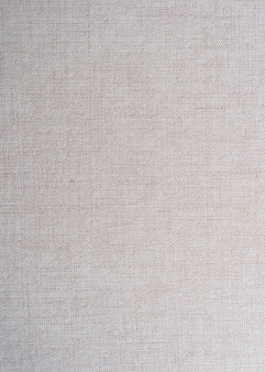 Beige color of carpet texture background, cream abstract cotton towel mock up template fabric on background. artistic grey wale linen canvas texture.