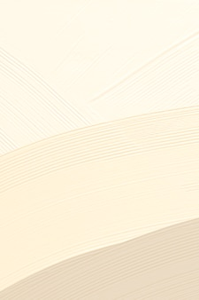 Beige comb painting texture background