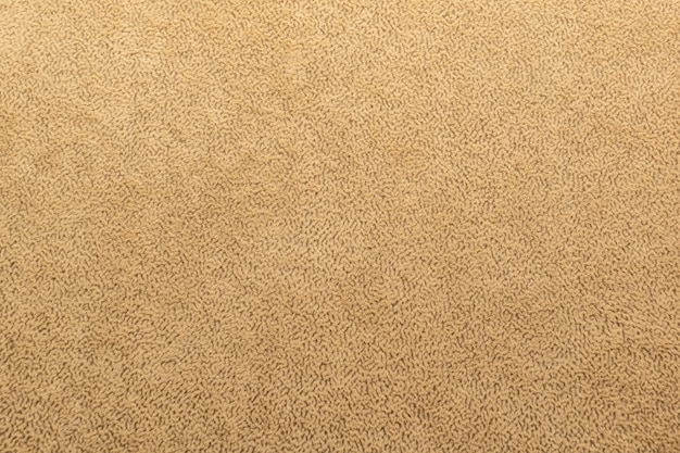 Beige fabric texture background