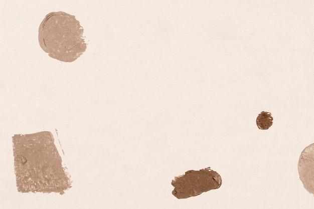 Stampe a blocchi di sfondo con motivo geometrico beige