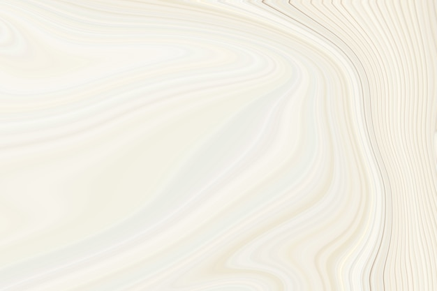 베이지색 대리석 소용돌이 배경 수제 여성스러운 흐르는 질감 실험 예술