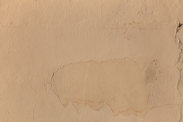 Beige old stucco template
