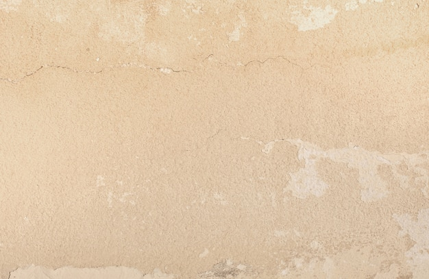 Beige old wall template