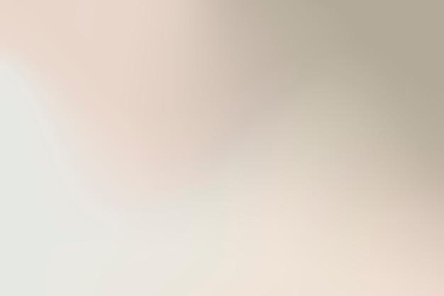 Бежевый мягкий градиентный фон в винтажном стиле