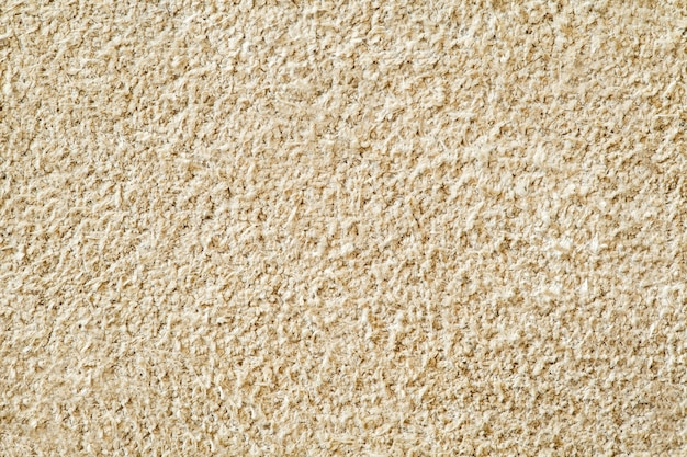 Beige suede, inner part of genuine leather, close-up macro view