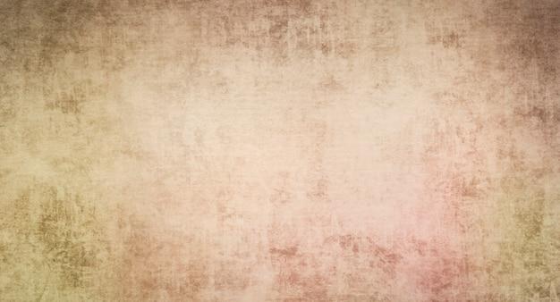 Бежевая бумага текстуры grunge. старинный старый чистый лист бумаги фон