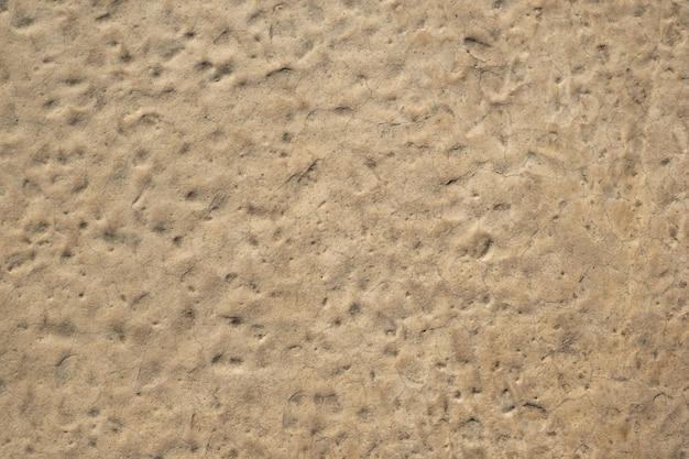 Бежевая фактурная стена, шпатлевка, светлая фактура