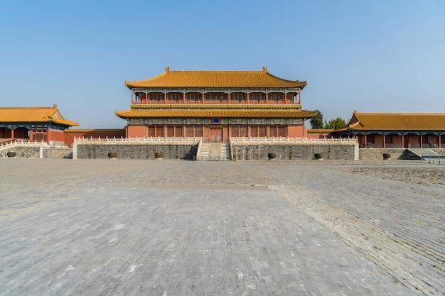 중국 베이징 자금성