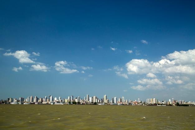 Белен-ду-пара в бразилии. состояние пара.