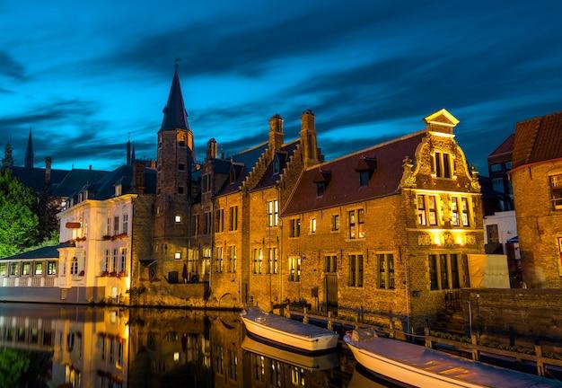 ベルギー、ブルージュ、ウエストフランダース、ヨーロッパ