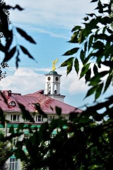 Колокольня православной церкви